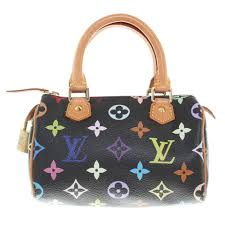 louis vuitton small bag with monogram pattern buy second hand