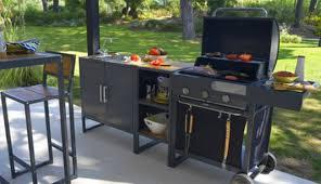 cuisine d ete pas cher construire une cuisine d ete 2 fabriquer votre barbecue pas