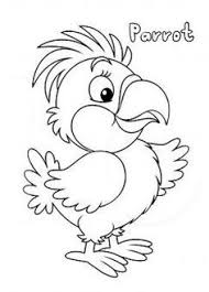 Bird Coloring Pages These Sheets Are Ideal For Toddlers Preschoolers And School