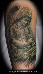 Death Tattoo Demon Tattoos Angel