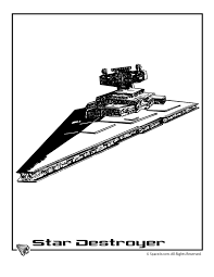 Star Wars Christmas Coloring Pages 778