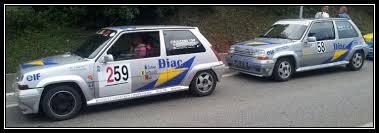 deco voiture de rallye deco replique de voiture de course