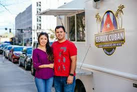 100 Food Trucks Baton Rouge The Story Behind The New Geaux Cuban Food Trucks Appetizing