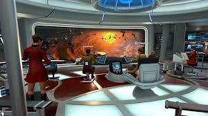 Star Trek Captains Chair by Star Trek Bridge Crew Review Boldly Going Where No Vr Has Gone