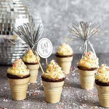 softeis cupcakes mini kuchen im waffelbecher mix dich