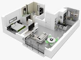 100 One Bedroom Design Beautiful 1 House Floor Plans Engineering Discoveries