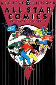 All Star Comics Archives Vol 1