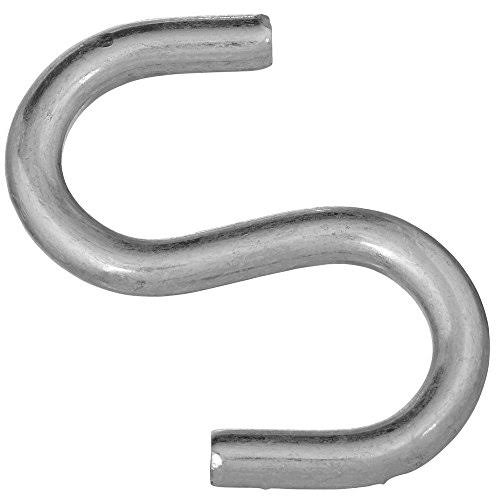 National Manufacturing S Hook - Zinc