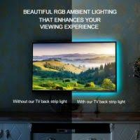 discount solled 1m 60led tv led light bar usb port smd 5050 rgb