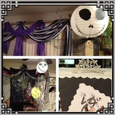 Nightmare Before Christmas Halloween Decorations Diy by 34 Best Nightmare Before Christmas Birthday Ideas Images On