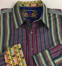 Robert Graham Men's Long Sleeve Button Down Shirt Size XXL 2XL ... Mens Jhane Barnes Ss Silklinen Shirt Orangered Textured Size Burgundy Embroidered Silk Blend Ls Button Front Mens Shirt Sz 18x38 25 Free Gift Blazers Sport Coats Clothing Shoes Accsories Striped Has A Crepelike Texture The Fabric Is Best Suits Can Opener Ideas On Pinterest Work Fashion 2014 Euc Cotton Rayon Long Sleeve Down Jhane Barnes Sweaters 28 Images Design Style At Up Bright Blue Jhane Barnes Silkcotton Large Color