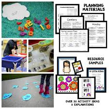GET YOUR SPRING LESSON PLANS