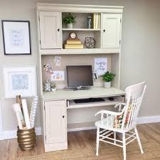 Hutch Desk White Desk with Hutch Home fice Furniture Hooker Furniture Desk puter Desk with Hutch Distressed Furniture