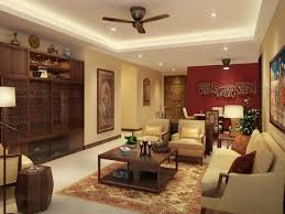 India Residential Living Room Contemporary