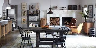 Rustic Country Dining Room Ideas by 25 Rustic Kitchen Decor Ideas Country Kitchens Design