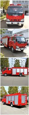 Japanese Brand Isuzu LHD 800 Gallon 4*2 Fire Fighting Truck - China ...