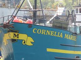 Wizard Deadliest Catch Sinks by F V Cornelia Marie Deadliest Catch Boat Seattle Shipyard Work F
