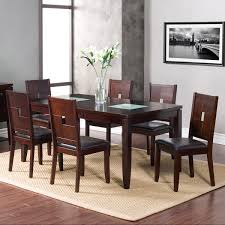 7 Piece Lakeside Extension Dining Table Set