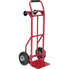 Convertible Hand Trucks | Northern Tool + Equipment 4 Wheel Hand Truck Convertible In Stock Uline Harper Trucks Lweight 400 Lb Capacity Nylon Heavy Duty 2 1 Moving Dolly Trolley Cart Magliner Alinum Milwaukee 800 Lb 3inone Max 1000 With Neverflat Nk 3in1 Rk Industries Group Inc Best Buy 2017 Youtube Steel 2in1 733 Do It Hand Truck 3500 Am Tools Equipment Rental