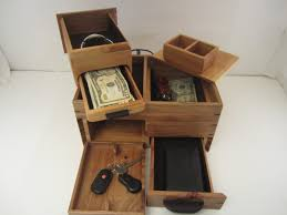 Mens Dresser Valet Plans by Men U0027s Valet Box With Phone Charging And Hidden Compartments Texas