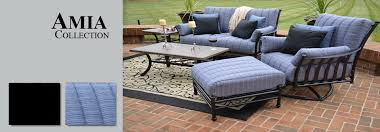 Cast Aluminum Outdoor Sets by View All Cast Aluminum Patio Furniture Deep Seating Patio