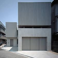 100 Concrete House Designs This In Osaka Forgoes Traditional Windows For The