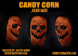 Halloween H20 Mask Unboxing by The Horrors Of Halloween Help Fund Candy Corn 2018 And Watch