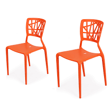 Joveco Modern Contemporary Dining Room Chairs (Set Of Two), Orange ... Whitesburg Ding Room Side Chair Set Of 2 D58302 Signature Nevada Breakfast Table And Two Chairs Hamilton Home Sanctuary 3 Piece Pedestal Windsor Amazoncom Best Choice Products 3piece Wooden Kitchen Raleigh Light Blue Fabric In 2018 Standard Fniture Fairhaven Rustic Twotone Contemporary With Glass Top And Bas Rectangular Joveco Modern Two Orange Klaussner Outdoor Mesa W7502 Drc 37 Of 4 Zenwillcom Gs Riverside 7 Rectangle Slat Back Abstract Designed