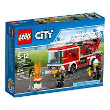 100 Lego Cement Truck LEGO City Fire Ladder