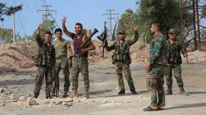siege army siege of eastern aleppo resumes as syrian government re takes army site