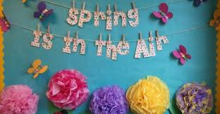 Spring Classroom Decoration Ideas