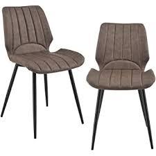 chairs 2x stühle lehnstuhl esszimmer stuhl polsterstuhl samt