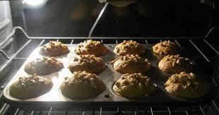 Bisquick Pumpkin Pie Muffins by Adirondack Baker April 2012