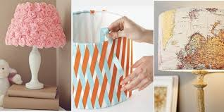 All Picture About Diy Fabric Lampshade Recover Tutorial Six Sisters39 Stuff Intended For Lamp Shade