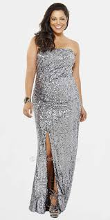 sequin dress plus size sequin plus size evening dresses by