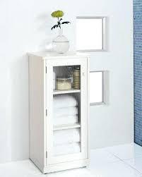 Narrow Bath Floor Cabinet by Small Bathroom Floor Cabinets Dark Espresso Freestanding Bathroom