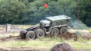 100 Maz Truck War And Peace Show 2012 Russian MAZ Heavy YouTube