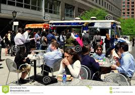 NYC: Office Workers Eating Alfresco Lunch Editorial Photography ... Top 9 Things To Do Near The World Trade Center In Nyc 4 Is My Brookfield Place New York City Wikipedia The 10 Most Popular Food Trucks America Wifi And Welcome Your Next Tional Park Camping Trip Lincoln Park Zoos Food Truck Social Back For Seconds Zoo Customers Line Up At Stouffers Mac N Cheese Truck Outside Review Why Our First Visit Stop Last Exit Madx Was An 19732001 Finance Trucks Promises Fun Trident United Way