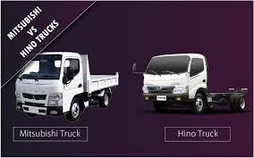 100 Mitsubishi Commercial Trucks Vs Hino Idea Express