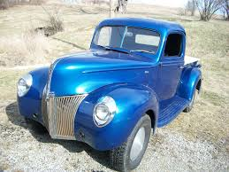 1940 FORD STREET ROD Truck Blue Black 8 Cyl 312-Ford Y-Block ... Rm Sothebys 1940 Ford Ton Pickup The Dingman Collection One Owner Barn Find 12 Allsteel Chopped Original Restored 1941 In Scotts Valley Ca United States For Sale On Old Forge Motorcars Inc Of George Poteet By Fastlane Rod Shop Acurazine An Illustrated History The Truck Sale Classiccarscom Cc1105439 For Sold Youtube Wikipedia 351940 Car 351941 Archives Total Cost Involved