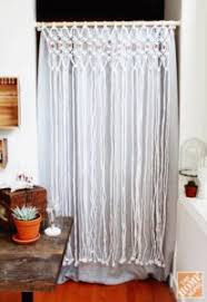 12 DIY Macramé Curtains Patterns