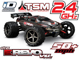 E-Revo VXL W/ TSM, 2.4Ghz TQ Radio, ID Battery & DC Charger – 1/16 ... Revo Rc Truck The Home Machinist Traxxas Erevo Vxl 116 Rc Brushless Monster Truck 100mph 34500 Nitro Powered Cars Trucks Kits Unassembled Rtr Hobbytown Traxxas Erevo Remote Control Wbrushless Motor Revo 33 4wd Wtqi Silver Mini Ripit Fancing Revealed Best Cars You Need To Know State Wikipedia W Tsm 24ghz Tq Radio Id Battery Dc Charger See Description 1810367314 Greatest Of All Time Car Action
