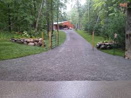 Dresser Trap Rock Boulders by Landscaping Services New Richmond Wi