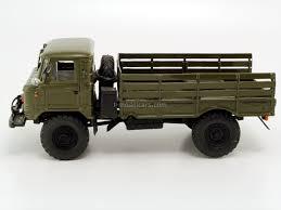 100 Used Flatbeds For Pickup Trucks MODEL CAR GAZ66 Flatbed Truck Khaki Agat Mossar Tantal 143