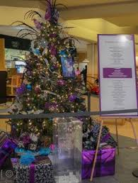 Venetian Masquerade Christmas Tree Elegance 2012 At River Park Square 2014 Is