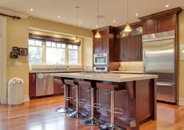 kitchen colors with cherry cabinets modern kitchen trends for