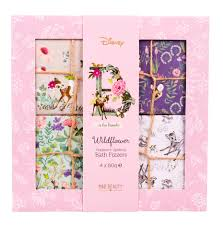 Disney Character Bathroom Sets by Bambi Disney Wildflower Bath Fizzers Set
