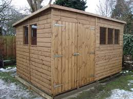 6x5 Shed Double Door by Super Pent Mb Garden Building