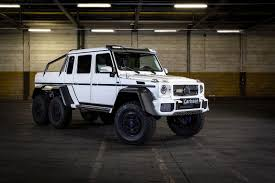 2014 Mercedes G63 AMG 6x6 By Carlsson   Top Speed Watch This Valet Kick A 7000 Mercedes Gwagen 6x6 Out Of Monaco The 2018 Hennessey Ford Raptor At Sema Overthetop Badassery Benz Truck 6 Wheels Best Image Kusaboshicom Gclass Luxury Offroad Suv Mercedesbenz Usa Stanced 6wheel Chevy Silverado Rides On Forgiato Dually With G63 Amg 66 Top Gear Review Karagetv Wikipedia Xclass By Carlex Design Is Maybach Pickup Trucks Velociraptor Vs Youtube Scs Softwares Blog Get Behind The Wheel Of New Goliath Brings Meaning To Chevys Trail