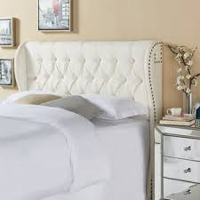 Skyline Tufted Wingback Headboard King by California King Headboards You U0027ll Love